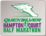 Quicksilver Hampton Court Half Marathon 2021