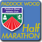 25th Brooks Paddock Wood Half Marathon